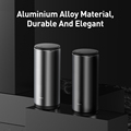 Baseus Alloy Car Trash Can Auto Organizer Storage Bag Car Garbage Bin Ashtray Dust Case Holder Auto Accessories preview-6