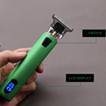 2021 USB T9 Rechargeable Professional Hair Clipper Cutting Electric Cordless Shaver Trimmer 0mm Men Barber Machine Men Beard preview-2