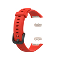 Silicone Strap For Huawei Band 6/6 Pro Strap With TPU Full Screen Protector Case Replacement Watchband For Honor Band 6 Strap preview-3