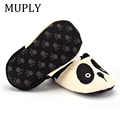 Adorable Infant Slippers Toddler Baby Boy Girl Knit Crib Shoes Cute Cartoon Anti-slip Prewalker Baby Slippers preview-4