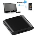 Lanpice Wireless Bluetooth Adapter Stereo Bluetooth 4.1 Music Receiver Audio Adapter for iPhone iPod 30 Pin Dock Speaker preview-3