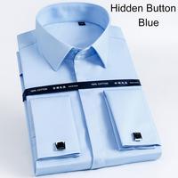 Hidden Button Blue