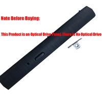 Optical drive panel