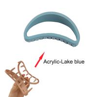 Acrylic-Lake blue