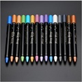 2019 Professional High Quality Eye Shadow Pen Beauty Highlighter Eyeshadow Pencil 116mm Wholesale Eye Pencil preview-3