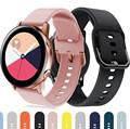 20mm Watch Strap For Samsung Galaxy Watch Active 2 40mm 44mm Band Gear sport wrist bracelet samsung galaxy watch 4 40mm 42 46mm preview-2