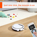 ILIFE V3s Pro Robot Vacuum Cleaner Household Sweeping Machine,Automatic Recharge,Cleaning Appliances,Electric Sweeper preview-2