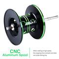 Sougayilang Anti-corrosion Baitcasting Reel 8.1:1 High Speed 12+1BB Wheel Freshwater Saltwater Metal Fishing Wheel 10KG Max Drag preview-2