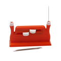 Useful Hand Needle Threader with 5pcs Sewing Needle Threader DIY Needlework Sewing Tools Needles Insertion Accessories preview-4