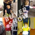 Child Leash Baby Harness Sling Boy Girsls Learning Walking Harness Care Infant Aid Walking Assistant Belt  Baby Walker preview-6