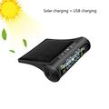 HGDO Seguridad del automóvil Sistema de alarma de presión de los neumáticos Energía solar Pantalla digital Smart Car TPMS Sistem preview-4