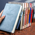 360 Pages Super Thick  A5 Journal Notebook Daily Business Office Work Notebook Simple Thick College Office Diary School Supplies preview-1