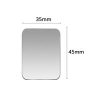 1PCS Silver 35x45