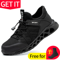 W031 Work Shoes