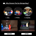 Multipurpose Collapsible Car Trunk Storage Organizer With Lid Portable Car Storage Bag Car Trunk Organizer preview-2