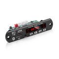 Mini Car MP5 Player Decoder Module USB TF MP3 WAV Lossless Decoding Diy Kit Electronic Video Audio output decoder Board preview-2