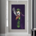 Joker Joaquin Phoenix Canvas Painting Comics Movie Posters And Prints Cuadros Wall Art Pictures For Living Room Home Decoration preview-2