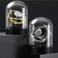 Automatic Watch Winder Box For Mechanical Watches Watch Shaker Brand Fashion Single Watch Box Rotator Luxury Transparent Glass preview-1