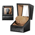 High Class Motor Shaker Watch Winder Holder Display Automatic Mechanical Watch Winding Box Jewelry Watches Box preview-6