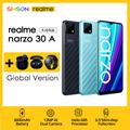 realme Narzo 30A Global Version Smartphone 4GB 64GB Helio G85 6.5 Inch Fullscreen 13MP AI Dual Camera 6000mAh 18W Quick Charge preview-1