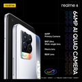 realme 8 Russian Global Version 6GB 128GB 30W SuperDart Charge Helio G95 AMOLED Display 64MP Camera 5000mAh Battery NFC Phone preview-4