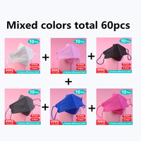60pcs-Mixed-colors