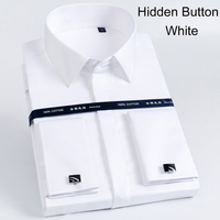 Hidden Button White