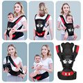 Disney 0-48 Month Baby Carrier Multi-Function Ergonomic Kangaroo Baby Sling Ergonomic Front Facing Infant Baby Hip Seat Carrier preview-2