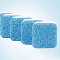 1/4 Tab Washing Machine Cleaner Washer Cleaning Detergent Effervescent Tablet Cleaner Washing Machine Home Cleaning tools preview-5