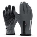 Dark Gray Gloves