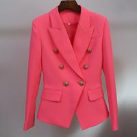Neon orange pink