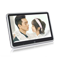"""10.1"""" Car Headrest Monitor Auto Multimedia Audio Video Player Support 1080P HD LCD Touch Screen with Speaker Bluetooth MP4 MP5 preview-2"""
