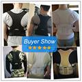 Aptoco Magnetic Therapy Posture Corrector Brace Shoulder Back Support Belt for Men Women Braces & Supports Belt Shoulder Posture preview-5