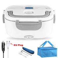 Car and EU Plug- Bag