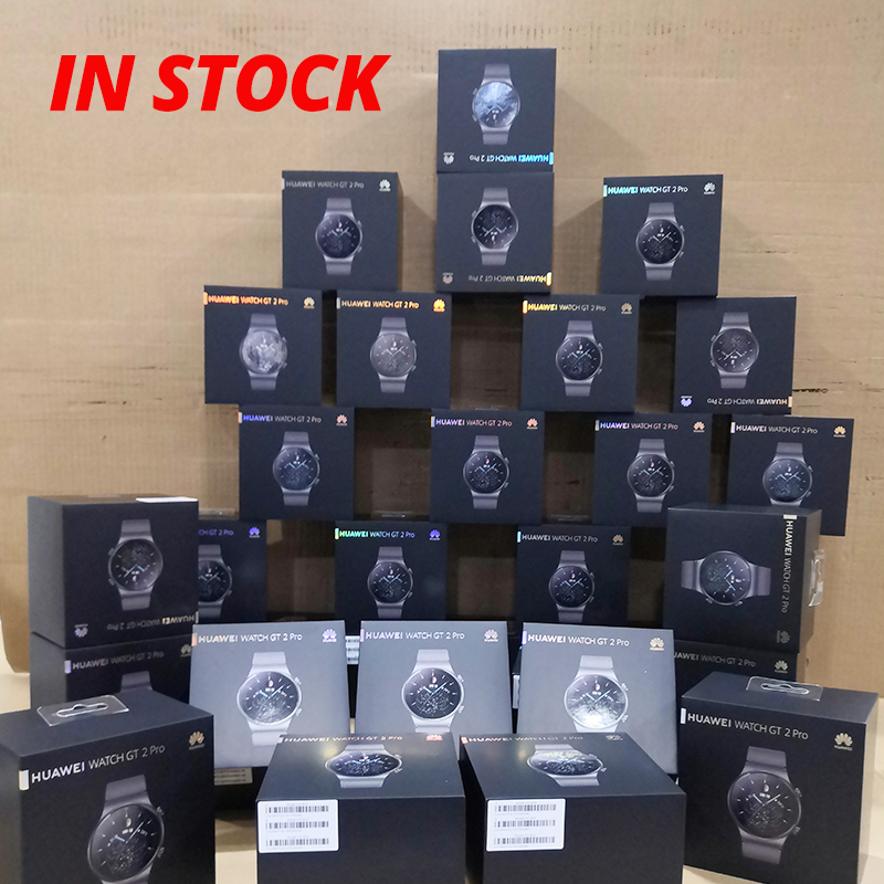 In stock Global Version HUAWEI Watch GT 2 pro SmartWatch 14 days Battery Life GPS Wireless Charging  Kirin A1 GT2 Pro preview-4