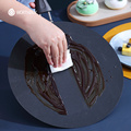 WORTHBUY 30cm Non-Stick Iron Saucepan Egg Pancake Pan For Breakfast Steak Omelette Frying Pan Kitchen Non-Stick Cookware Pan preview-6