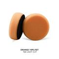10 Orange Light Cut