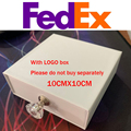 Fedex 10cmX10cm Box