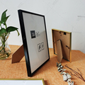 Aluminum Photo Frame For Wall Hanging With Plexiglass Metal Picture Frame For Pictures Poster Frame Classic Certificate Frame preview-3