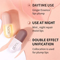 Day Night Instant Volume Lip Plumper Oil Clear Lasting Nourishing Repairing Reduce Lip Fine Line Care Lip Sexy Beauty Cosmetic preview-2