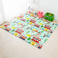 Foldable Baby Play Mat Xpe Puzzle Mat Educational Children's Carpet in the Nursery Climbing Pad Kids Rug Activitys Games Toys preview-2