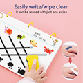 Magical Tracing Workbook Reusable Calligraphy Copybook Practice Drawing Book Toddler Learning EDUC BOOK For KID CHILD TOY preview-6