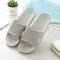 Men's Footwear Man Stripe Flat Bath Soft Slippers Summer Indoor Home Slippers Drop Shipping Sapato Masculino Male Flip-Flop preview-2