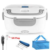 Car and US Plug- Bag