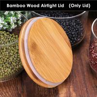 bamboo wood Lid