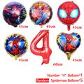 6pc Balloons 6