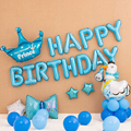 Happy Birthday Balloons Set for Kids Girl Boy Wife Women Balloon Home Decorations Party Supplies Baby Shower preview-5