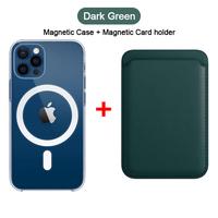 Dark Green 2 in 1