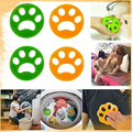 New Pet Sticky Hair Remover Silicone Self-cleaning Pet Cotton Hair Catching Collector Clothes Household Cleaning Dropshipping preview-2