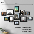 11Pcs Picture Frames Wall Photo Frame Family For Pictures To Put Photos Display Living Room Bedroom Wall Decor Photo Decor preview-2